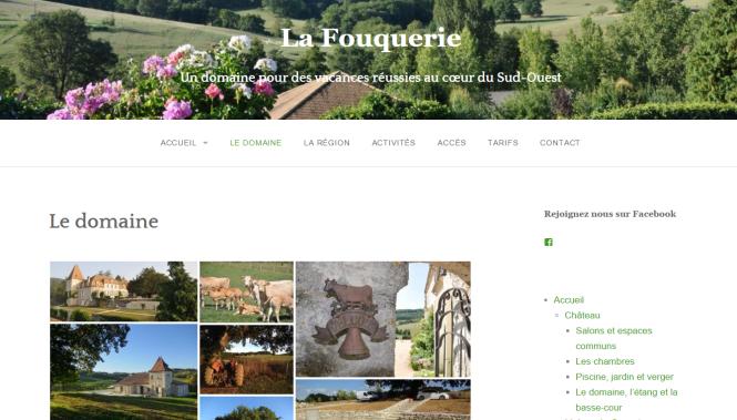 La Fouquerie, splendide domaine dans le Sud-Ouest de la France